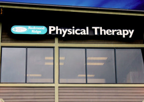 Exterior image of IRG Redmond Ridge Physical Therapy