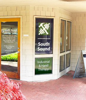 Exterior image of South Sound Industrial & Hand Therapy