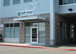Exterior image of South Sound Physical & Hand Therapy – Downtown Olympia