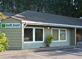 Exterior image of South Sound Physical & Hand Therapy – East Olympia