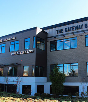 Exterior image of IRG Physical & Hand Therapy - Gateway