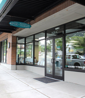 Exterior image of IRG Physical & Hand Therapy - Highlands