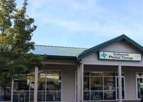 Exterior image of IRG Snohomish Physical & Hand Therapy