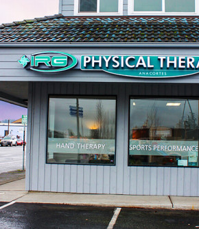 Exterior image of IRG Physical & Hand Therapy – Anacortes