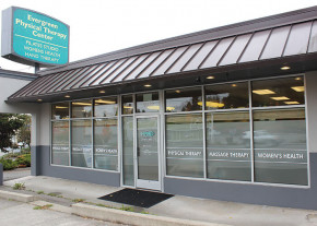 Exterior image of IRG Evergreen Physical Therapy