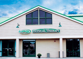 Exterior image of IRG Oak Harbor Physical Therapy