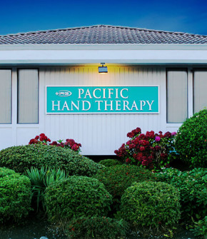 Exterior image of IRG Pacific Hand Therapy – Everett