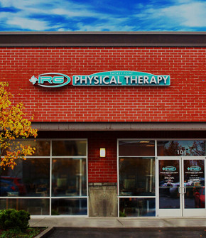 Exterior image of IRG Physical & Hand Therapy - Smokey Point